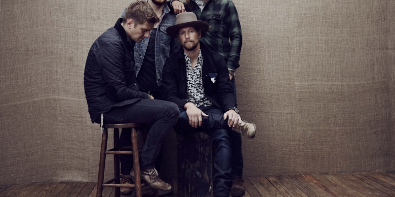 Grammy Nominated NEEDTOBREATHE Announced as KHK 2016 Benefit Concert Artist!